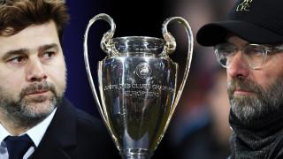 Финалът между Ливърпул и Тотнъм ще започне с минута мълчание