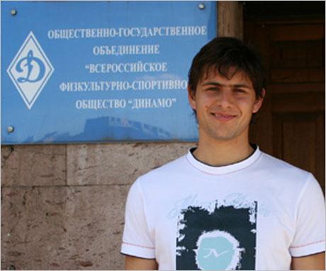 Цветан Генков подписа с Динамо (Москва)
