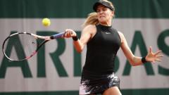 Южени Бушар не постигна споразумение с Тенис асоциацията на САЩ