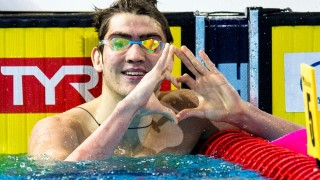 Руснакът Климент Колесников е плувец №1 на Европа за 2018 година