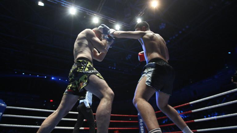 SENSHI изправя шампион по кикбокс от школата на Артс срещу каратист от Беларус