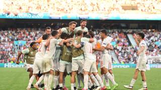 Драма без край! Испания прати Хърватия у дома в паметен осминафинал от Евро 2020