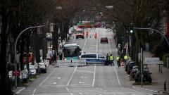 Няколко окръжни съдилища евакуирани в Германия след бомбени заплахи