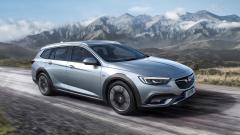 Opel представи новия кросоувър Insignia Country Tourer