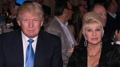 Ивана Тръмп иска Доналд да признае, че е загубил