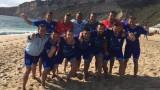 МФК Спартак се класира за втората фаза на Шампионската лига по плажен футбол