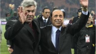 Анчелоти се надява да остане в Милан