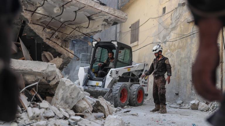 САЩ не могат да потвърдят за химическа атака в Идлиб
