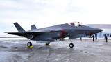 Откриха останки от разбития японски F-35