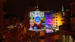Exit poll: Убедителна победа за консерваторите и разгром за лейбъристите във Великобритания