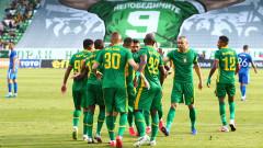 """Лудогорец не се смили над Левски, """"сините"""" ще треперят до последно за Европа"""