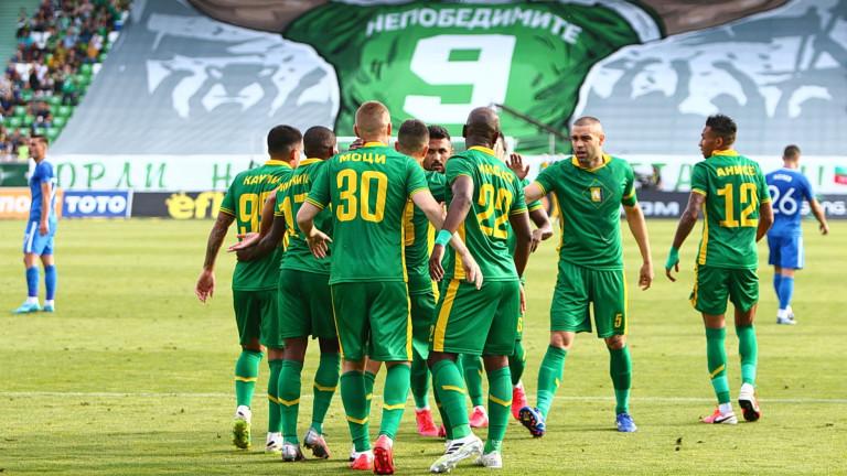 Загубата с 0:3 от Лудогорец в Разград е най-тежката за
