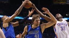 Дирк Новицки стана най-резултатният чужденец в НБА