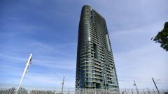 Жителите на нов небостъргач в Сидни отново евакуирани