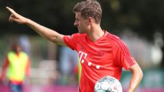 Ман Юнайтед и Ливърпул влизат в дуел за Томас Мюлер