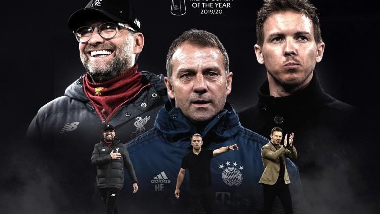 Трима германци са номинирани от УЕФА за треньор на годината.