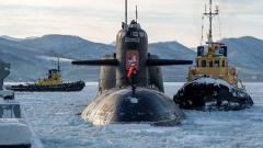 Русия изстреля междуконтинентална ракета от подводница