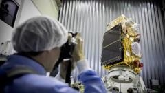 Русия изпрати европейски сателит за наблюдение на атмосферата
