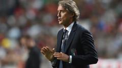 Роберто Манчини: Португалия не е само Кристиано Роналдо