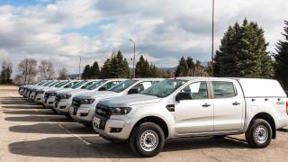 МВР осигури 9 нови автомобила като мобилни технически работилници