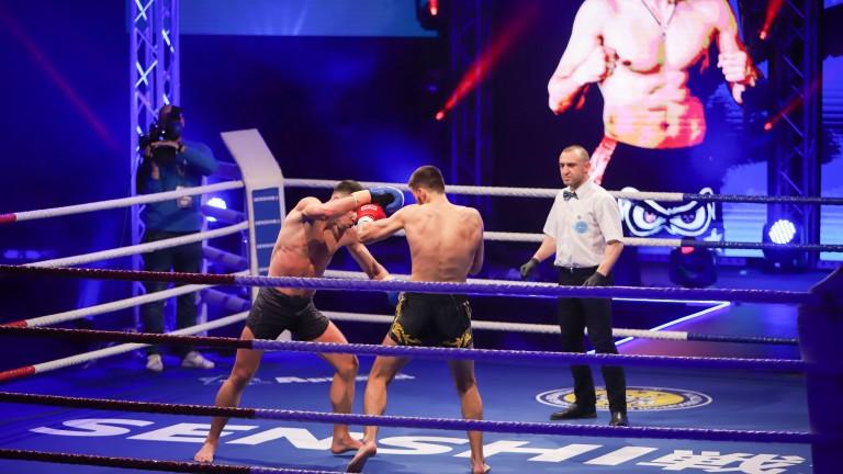 Снимка: Bulgaria ON AIR ще излъчи първата професионална бойна гала вечер по кикбокс SENSHI