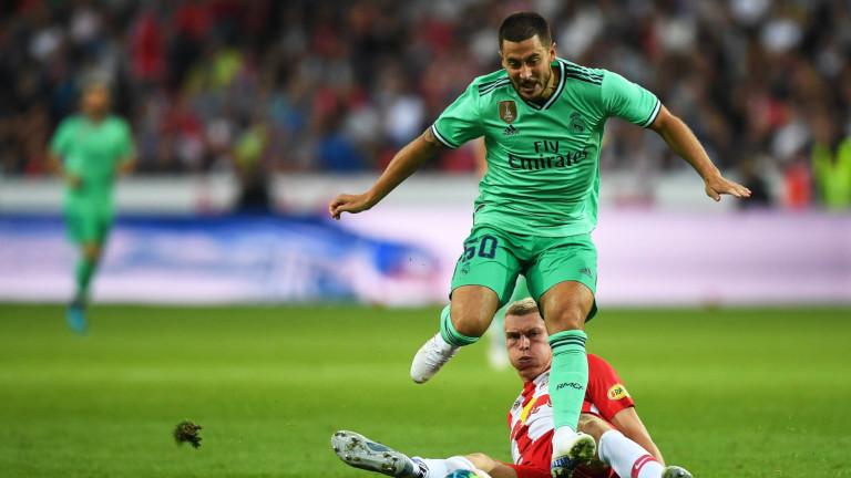 Азар: Първият ми сезон в Реал бе много лош