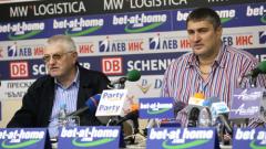 Любо Ганев осигурява финансова инжекция за волейбола