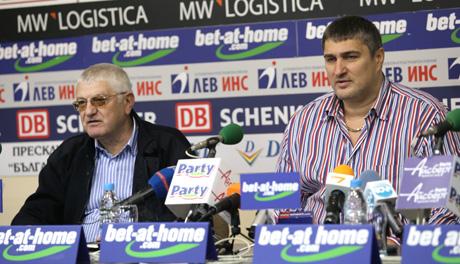Любо Ганев: Не губим от новия формат на лигата
