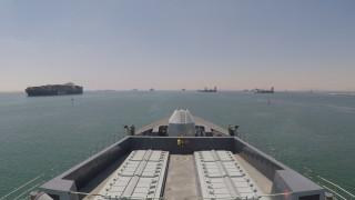 Лондон изпраща трети военен кораб в Персийския залив
