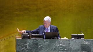 ООН: Няма друго решение за Израел и Палестина, освен 2 независими държави
