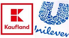 Търговският спор между гигантите Kaufland и Unilever се пренася и в България