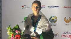 Денис Димитров оглави световната таекуондо ранглиста