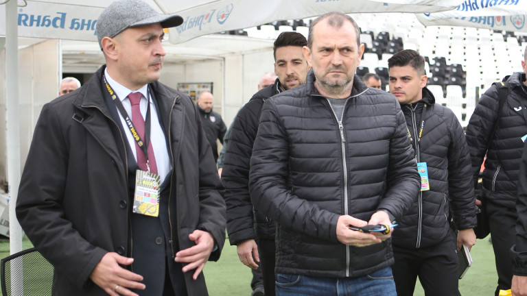 Златомир Загорчич: Трябва да играем с постоянство