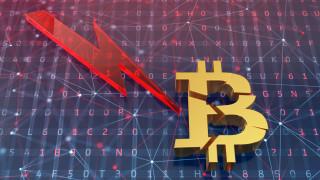 Bitcoin изпрати тежък уикенд и ужасно тримесечие