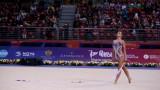 Тасева, Владинова и Калейн представят България на Европейското по художествена гимнастика