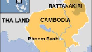 Пътнически самолет се разби в Камбоджа