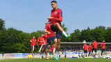 Англия отказа официалната си тренировка преди мача с Тунис