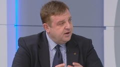Въоръжението на армията ни е морално и технически остаряло, призна Каракачанов