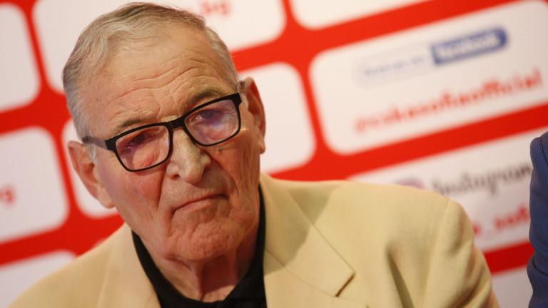 Димитър Пенев: Лудогорец не са лоши, съдиите свирят и чакат да им се вдигне пенсията