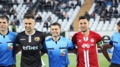 """ЦСКА най-накрая би Локо (Пловдив), този път съдиите удариха рамо на """"червените""""!"""