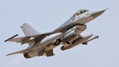 Всички крила за F-16 скоро ще се произвеждат в Индия