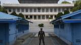 Сестрата на Ким Чен-ун посети демилитаризираната зона