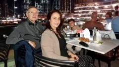 Дерменджиев заведе семейството си в Дубай