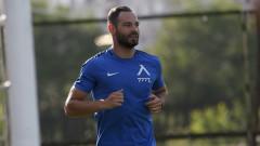 Симеон Славчев: Не съжалявам, че дойдох в Левски, всичко в клуба е предпоследно