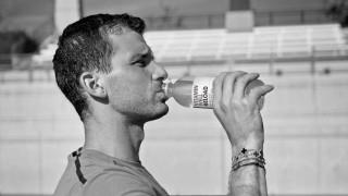 На коя напитка Григор Димитров стана рекламно лице
