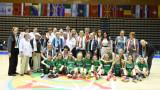 Баскетболистките до 16 години на четвъртфинал на Европейското в София