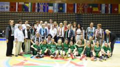 Легенди на българския баскетбол вдъхновиха 16-годишните за победа срещу Северна Македония