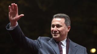 Груевски избяга през Албания в Унгария в багажника на автомобил, разкри Заев
