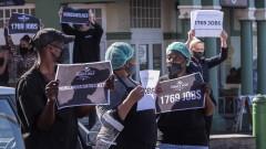 Рекорден брой починали от COVID-19 в Южна Африка за 24 часа