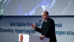 Европа умря в Босна и е погребана в Сирия, обяви Ердоган